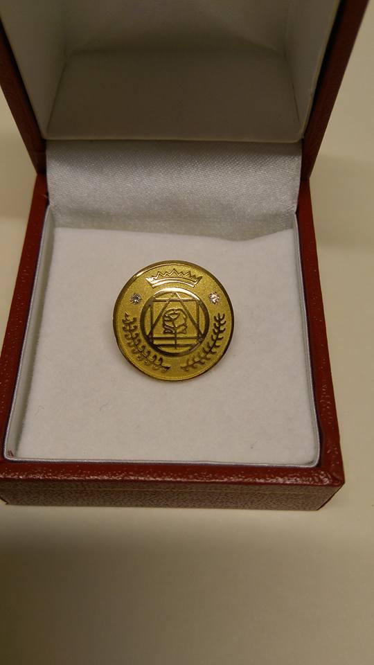 CODIDAS – 23 julio 2016 – Homenaje a Laura Sola Medalla de Oro y Brillantes y Colegiada de Honor.