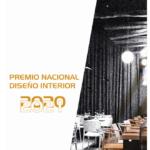 1º PREMIO NACIONAL DISEÑO INTERIOR 2021